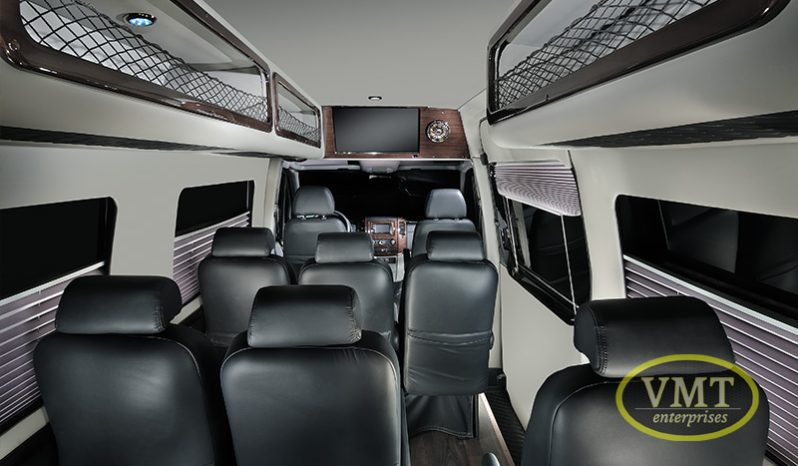 Executive Sprinter Shuttle Van full