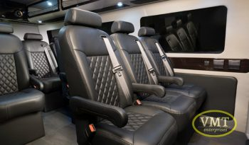 Executive Sprinter Shuttle Van full