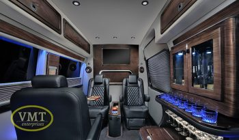 Business Class Sprinter Van full